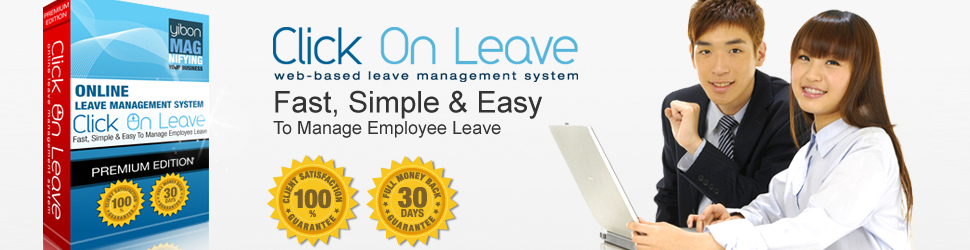 Leave Management System Plan